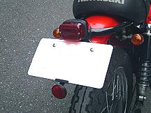 250TRテールランプセット用リフレクター